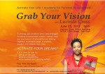 Grab Your Vision!