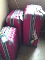 Unpacking 3 Suitcases of Pain