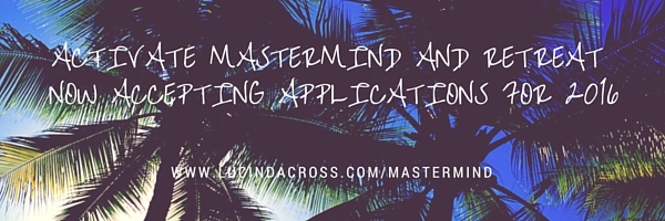 ACTIVATE MASTERMIND AND RETREAT