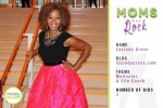 @MommyNoire Feature 10 Moms Who Rock! Including Lucinda Cross