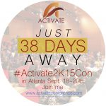 What Makes #Activate2K15Con a Great Event?