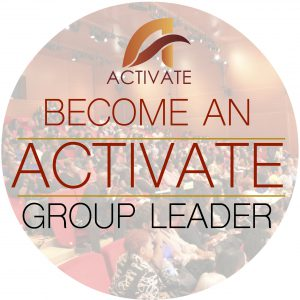 Become An Activate Group Leader