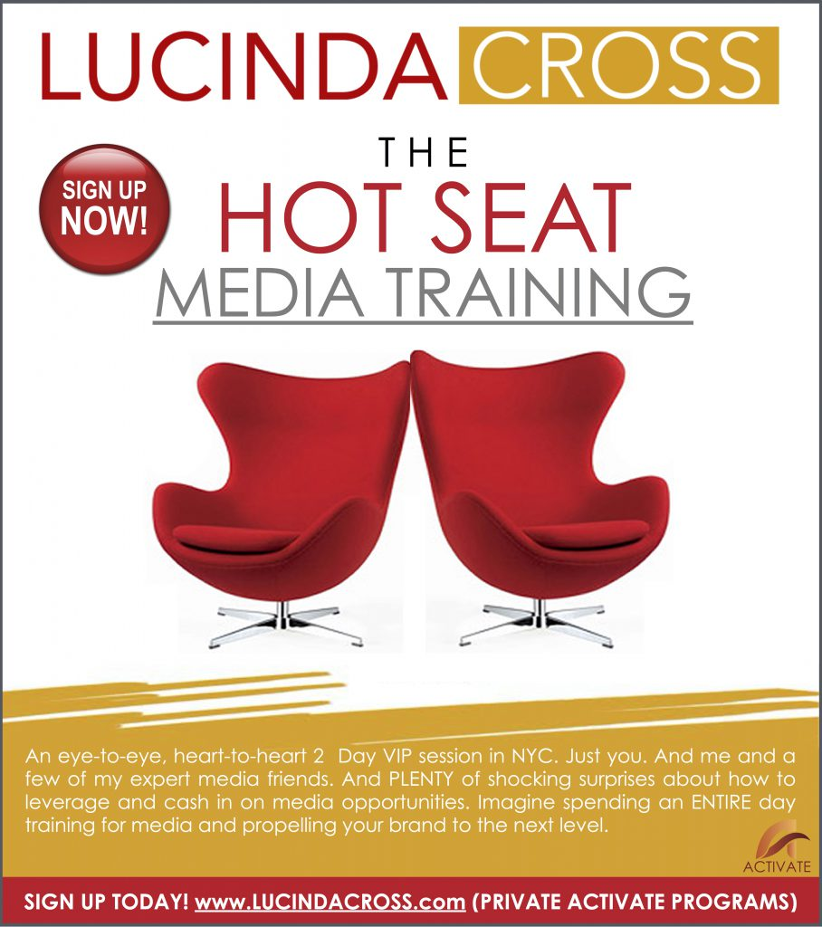 The Hot Seat Media Training