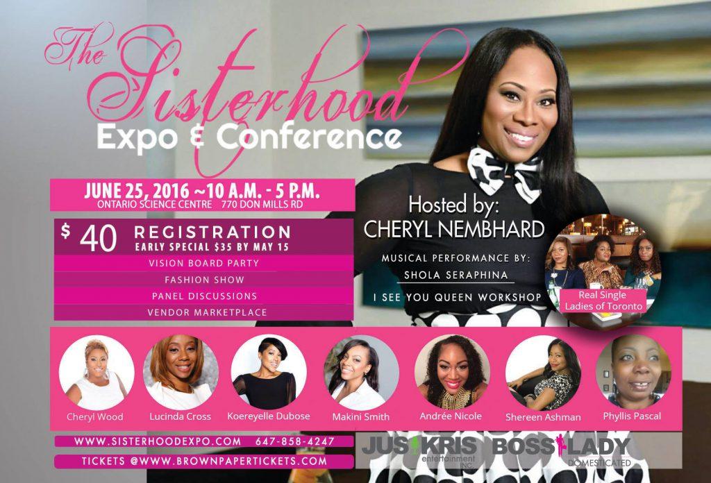 sisterhood expo